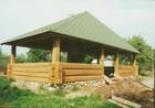 Lysthus bygget av Baltaz