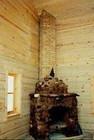 Laftehytte ovn prosjekteres og bygges av Baltaz