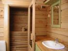 Sauna's interior (1)