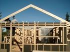 Stavlaft hytte bygging av Baltaz (2)