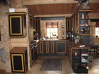Kjøkkeninnredningen i Kvilstoga laftehytte (4)