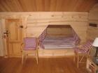 Koselig tre sovende stedet i Laftehytte (1)