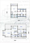Plan av Geilo laftehytte