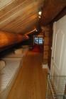 Soverom i andre etasje på Niels Laftehytte (1)