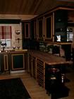 Kjøkken av Kvilstoga Laftehytte