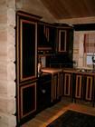 Kjøkkeninnredningen i Kvilstoga laftehytte (1)
