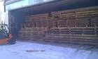 Mulighet til å ha 12 meter logger i laftehytte veggene