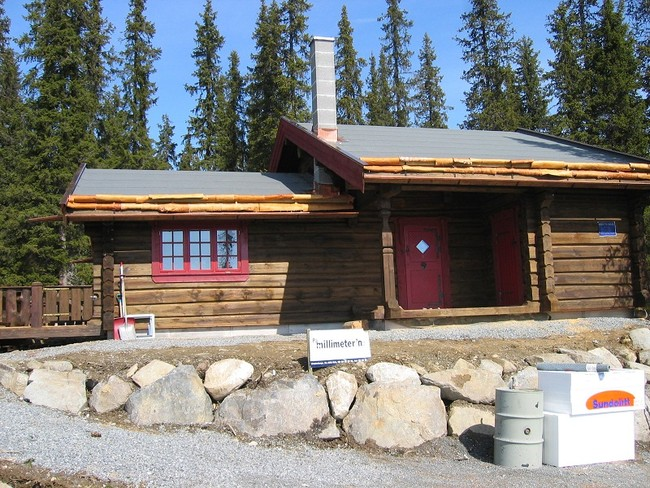 byggesett hytter rimelige