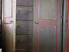 Individuelt designet møbler til Bitihorn laftehytte