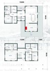 Internal plan of Tors stavlaft hytte