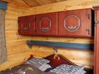 Bedroom furniture designed in oldchool style